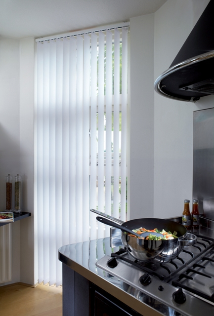 Picture of Newcastle Blinds Vertical Blinds