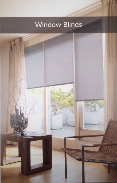 Roller Blinds Cover
